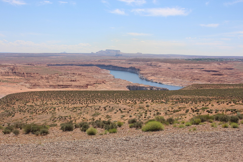 Lake Powell near Glen Canyon