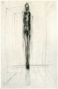 giacometti gesture drawing